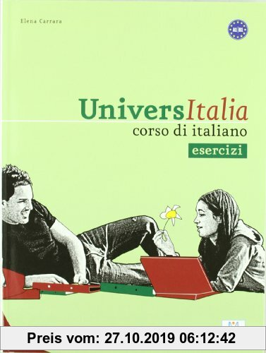 Gebr. - UNIVERSITALIA EJER+CD(9788889237847): Exercise Book and CD