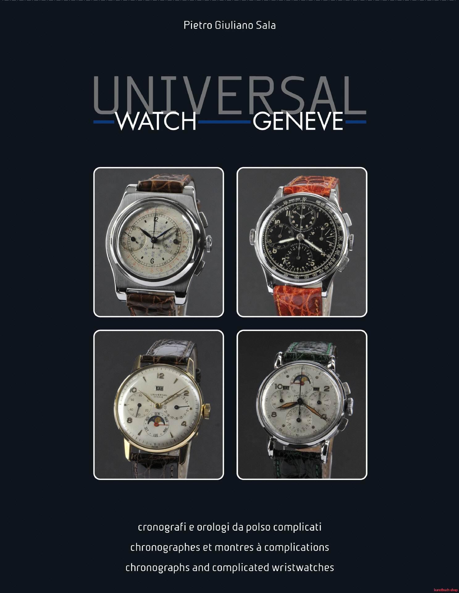 Universal Watch Genève - Pietro Giuliano Sala