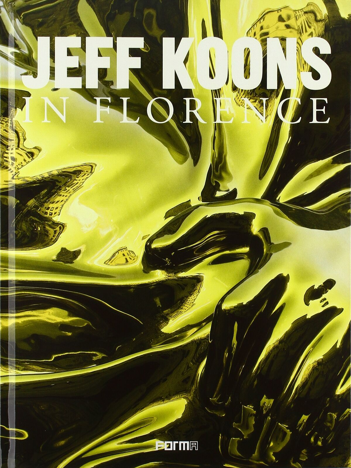 9788899534035 Jeff Koons in Florence - AA. VV.