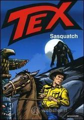 Tex. Sasquatch - Nolitta Guido
