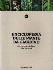 A-Z. Enciclopedia delle piante da giardino. 5000 specie di piante, 1500 illustrate. Ediz. illustrata