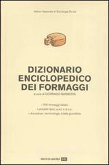 Dizionario enciclopedico dei formaggi