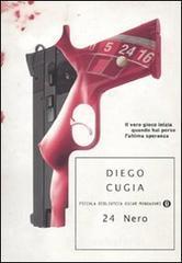 Ventiquattro nero - Cugia Diego