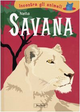 Nella savana. Incontra gli animali
