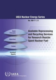 Available Reprocessing and Recycling Services for Research Reactor Spent Nuclear Fuel - International Atomic Energy Agency