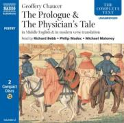 The General Prologue & the Physician's Tale: In Middle English & in Modern Verse Translation
