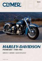 CLYMER HARLEY-DAVIDSON H-D PAN: Clymer Workshop Manual (Clymer Motorcycle)