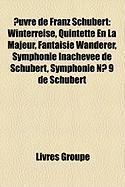 Uvre de Franz Schubert: Winterreise, Quintette En La Majeur, Fantaisie Wanderer, Symphonie Inacheve de Schubert, Symphonie N 9 de Schubert