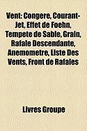 Vent: Congre, Courant-Jet, Effet de Foehn, Tempte de Sable, Grain, Rafale Descendante, Anmomtre, Liste Des Vents, Front de R