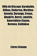 Ville de Biscaye: Barakaldo, Bilbao, Ondarroa, Markina-Xemein, Durango, Ermua, Abadio, Berriz, Lekeitio, Amorebieta-Etxano, Bermeo, Gald