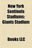 New York Sentinels Stadiums: Giants Stadium