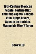 19th-Century Mexican People: Agustin de Iturbide