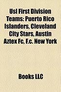 Usl First Division Teams: Puerto Rico Islanders