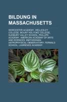 Bildung in Massachusetts