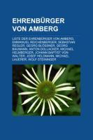 Ehrenbürger Von Amberg