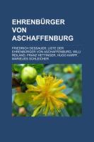 Ehrenbürger Von Aschaffenburg