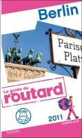 Guide du Routard Berlin 2011