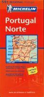 Portugal North (Michelin Regional Maps)