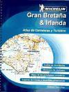 GRAN BRETAÑA - IRLANDA (ESPAÑOL) (ATLAS DE CARRETERAS REF. 4122) (1.300000)