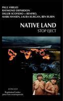 Depardon, R: Native Land: STOP EJECT