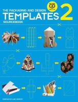 Packaging and Design Templates Sourcebook 2