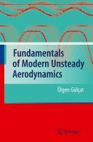 Fundamentals of Modern Unsteady Aerodynamics