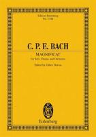 Magnificat: D-Dur. H 772. 5 Soli, Chor und Orchester. Studienpartitur. (Eulenburg Studienpartituren)