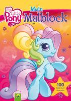 My Little Pony - Mein Malblock 1