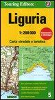 Liguria 5 tci (r) wp (Regional Road Map)