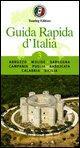 guida rapida d'italia volume 3abruzzo, molise, sardegna.....