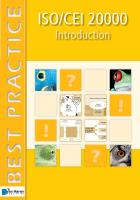 ISO/CEI 20000: Introduction (ITSM Library)