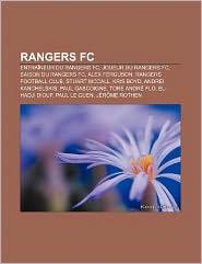 Rangers Fc - Livres Groupe (Editor)
