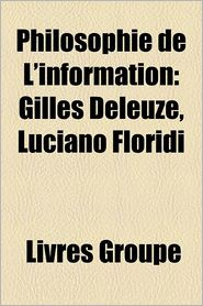 Philosophie de l'information