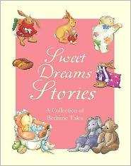 Mini Padded Treasuries: Sweet Dreams Stories