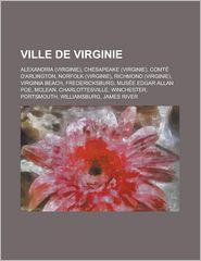 Ville De Virginie - Livres Groupe (Editor)