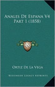 Anales de Espana V4 Part 1 (1858)