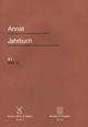 Annali dell'Istituto storico italo-germanico in Trento (2015). Ediz. tedesca. Vol. 41/2