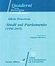 Studi sul parlamento (1990-2015)
