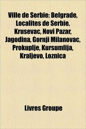 Ville De Serbie