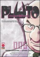 Pluto - Urasawa Naoki
