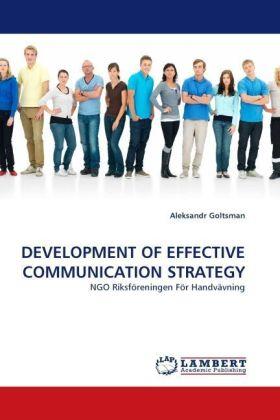 Development of Effective Communication Srategy - NGO Riksföreningen För Handvävning - Goltsman, Aleksandr